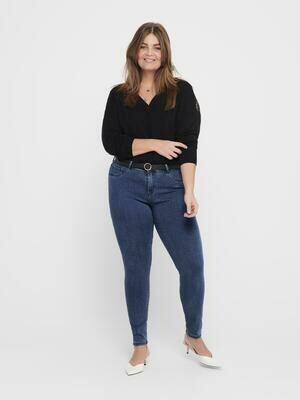 Push-up jeans fra Carmakoma!