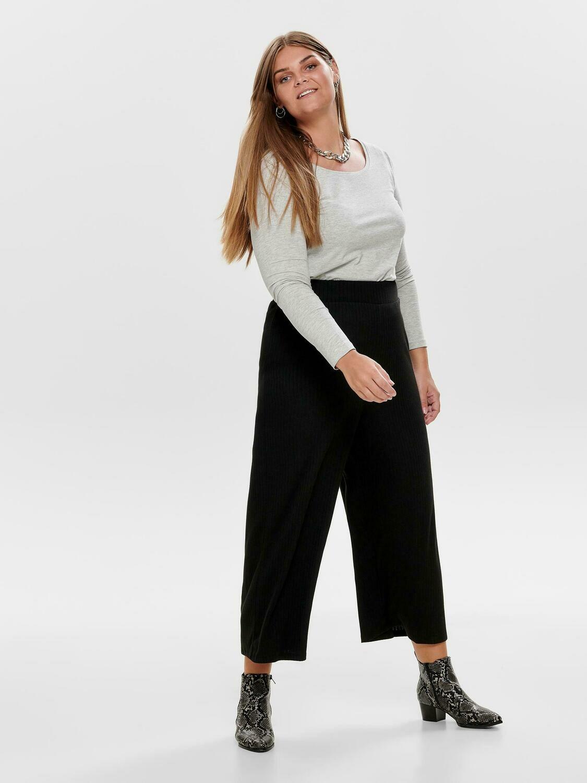 Fede bukser med lige ben fra Carmakoma