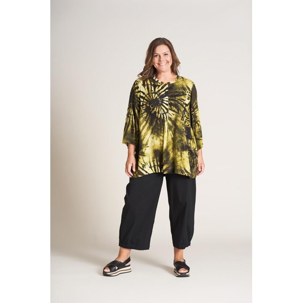 Smart batikbluse fra Gozzip