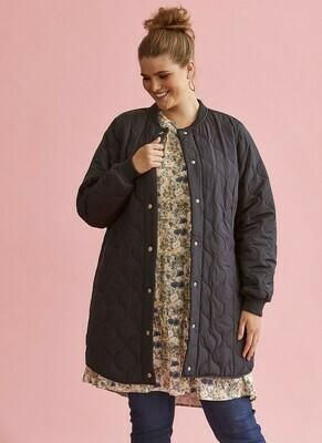 Quiltet jakke fra Zhenzi