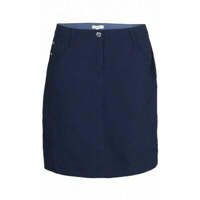 Nederdel med skåneshorts i fra Zhenzi