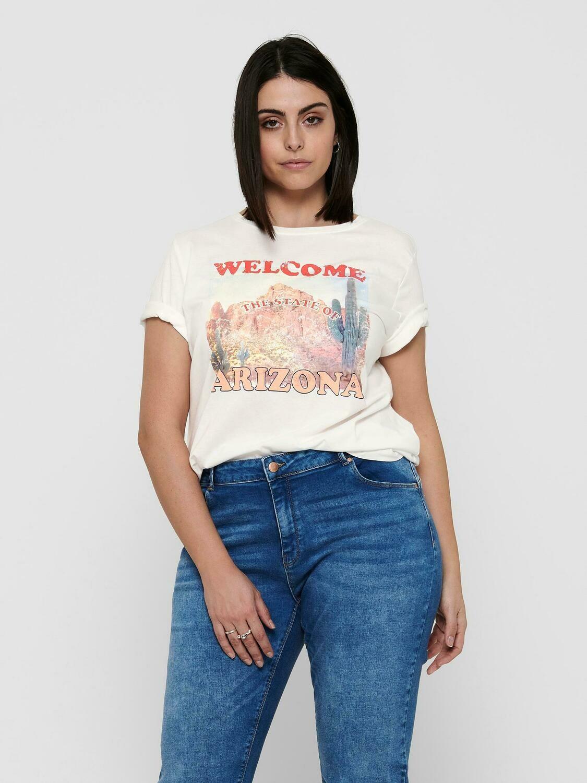 Fedeste t-shirt fra Carmakoma