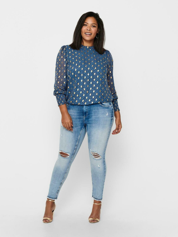 Ultra fede jeans fra Carmakoma