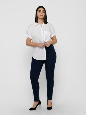 Ultra highwaist jeans fra Carmakoma!