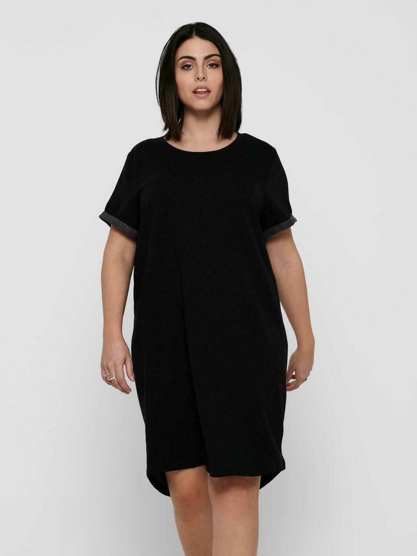T-shirt kjole fra Carmakoma!