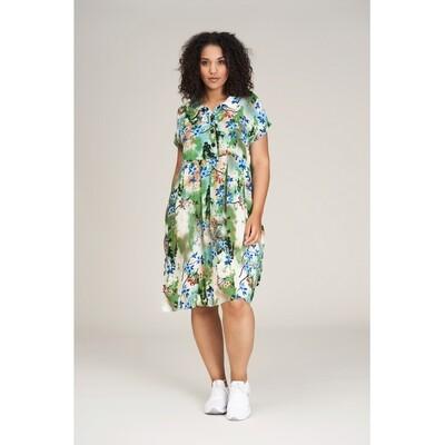 Blomstret kjole fra Studio