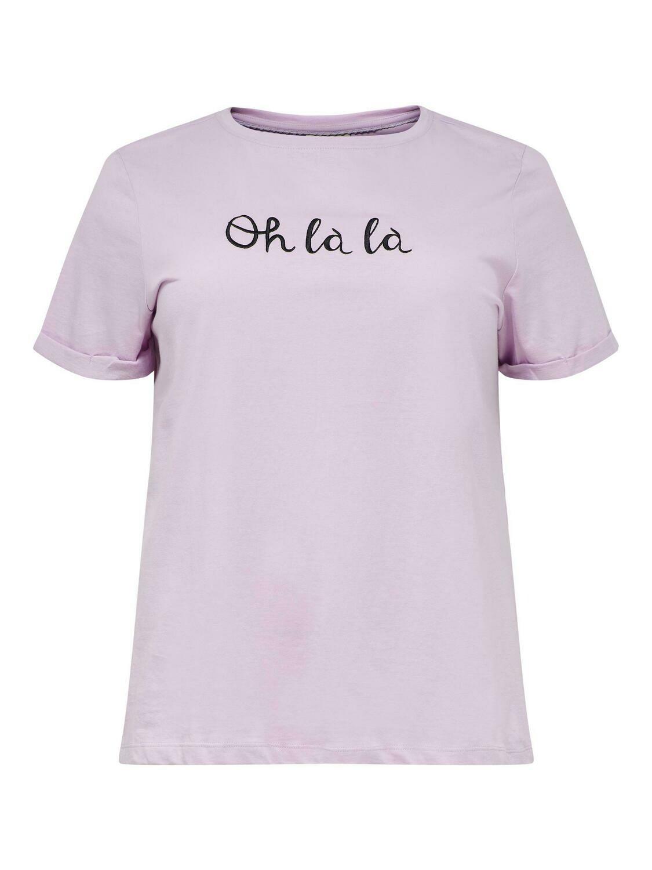 Sødeste t-shirt fra Only Carmakoma!