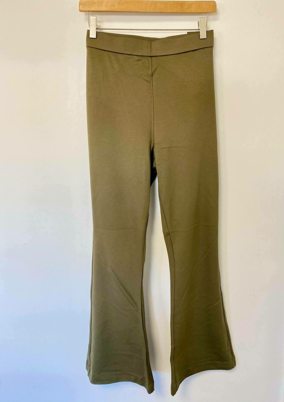 Flared bukser fra Vero Moda Curve