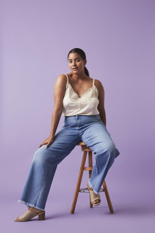 Cool Jeans fra Vero Moda Curve!