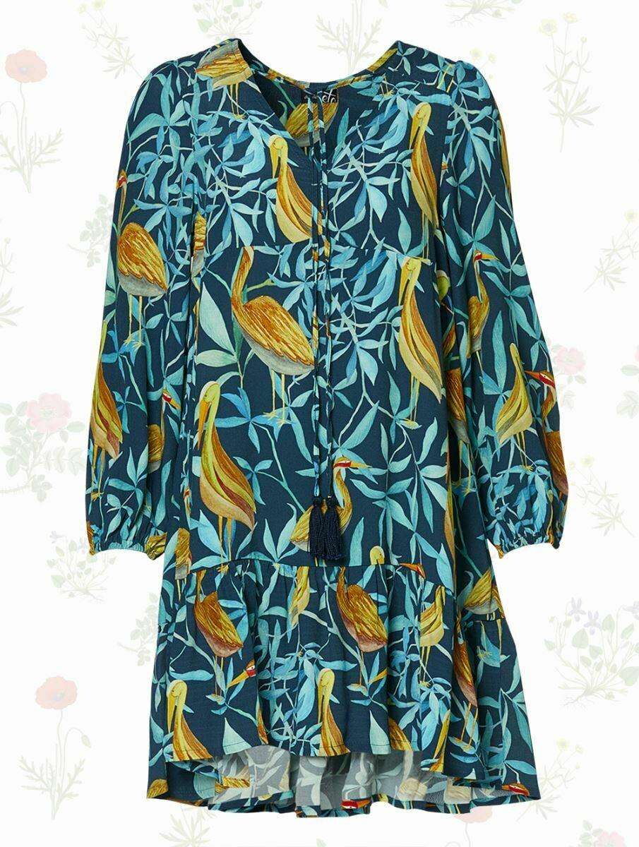 Bergonias Herrons kjole fra du Milde etc!