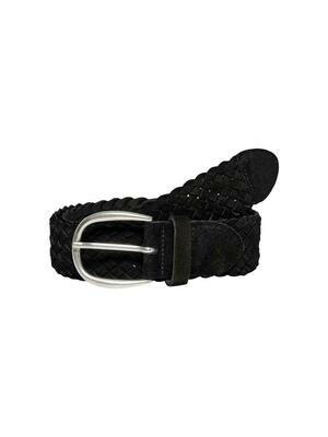 Smart læder bælte fra Carmakoma