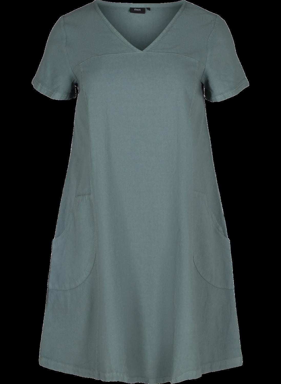 Fin og enkel kjole fra Zizzi