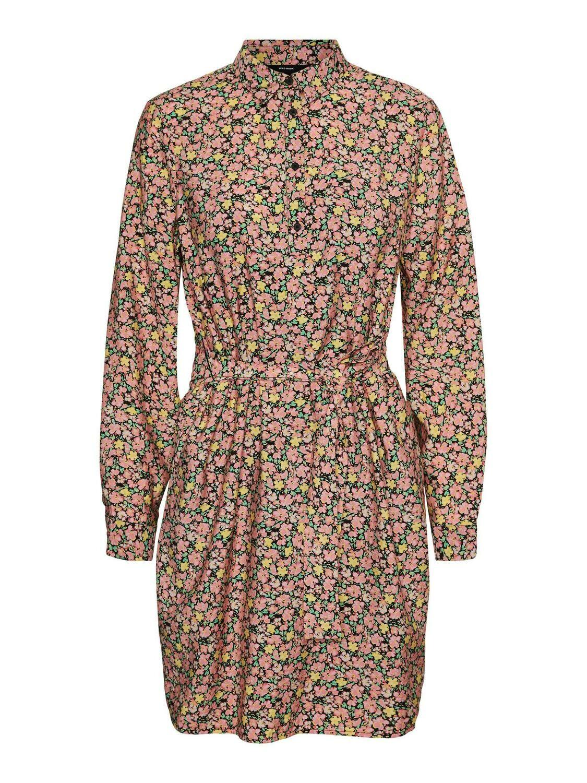 Fin blomstret kjole fra Vero Moda Curve
