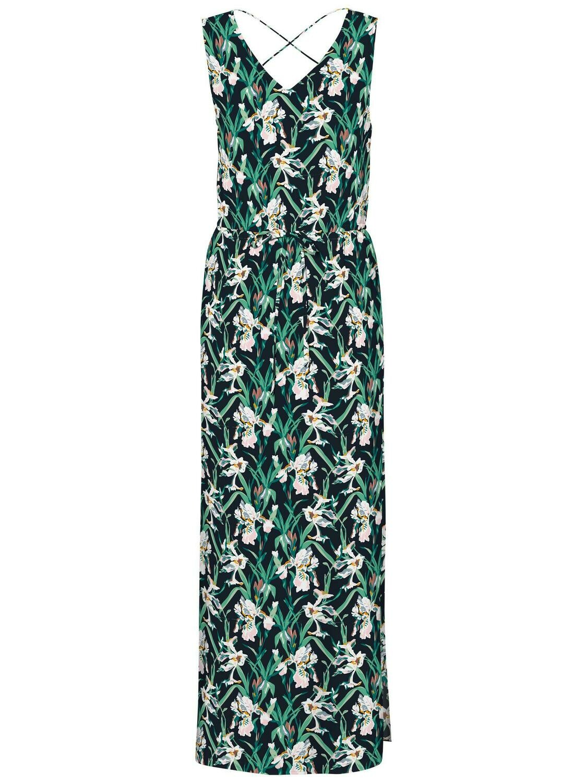 Blomstret kjole fra Vero Moda Curve