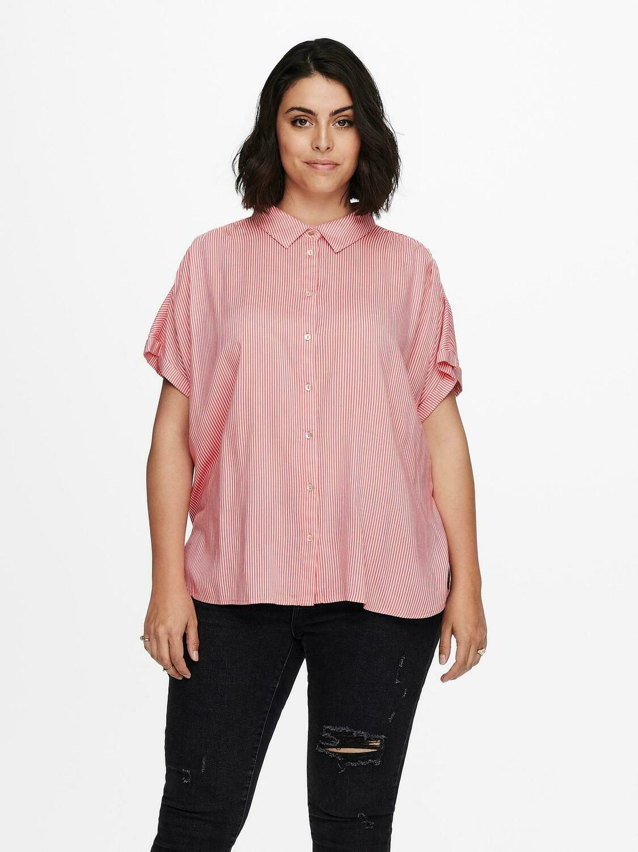 Sød stribet skjorte fra Carmakoma