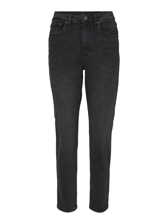 Fede højtaljede denim jeans fra Vero Moda Curve