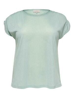 Shiny t-shirt fra Carmakoma