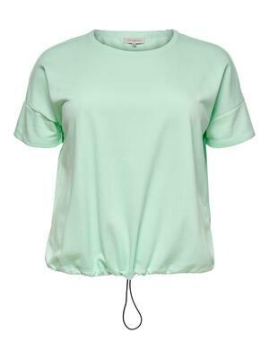 Flot sweat T-shirt fra Carmakoma