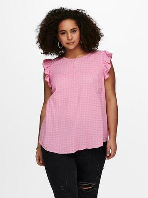Feminin t-shirt fra Carmakoma