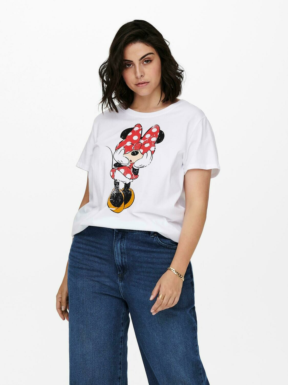 Sødeste Disney t-shirt fra Carmakoma!