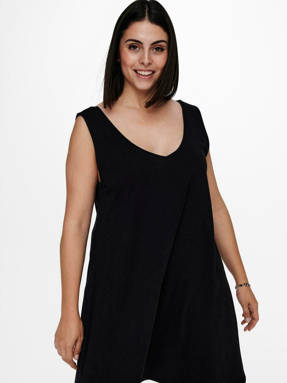 Ærmeløs tunika kjole fra Carmakoma