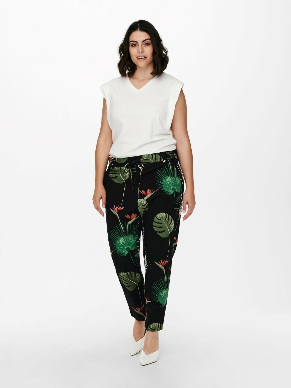 De populære Goldtrash pants fra Carmakoma