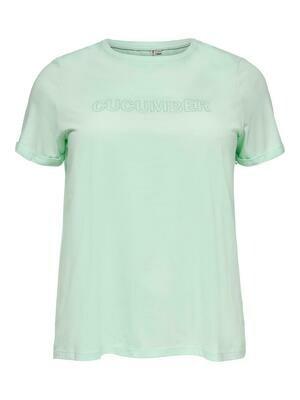 Cool t-shirt fra Carmakoma