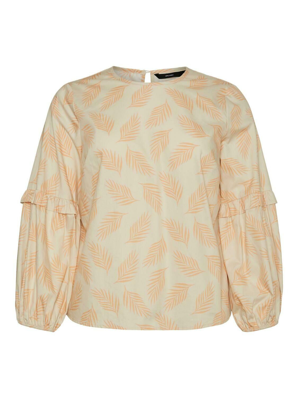 Elegant bluse fra Vero Moda Curve