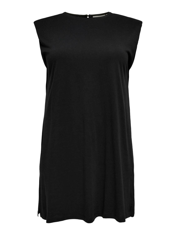 Ærmeløs kjole fra Carmakoma.