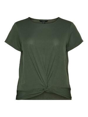 Cool t-shirt fra Vero Moda Curve