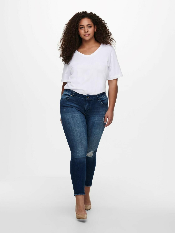 Jeans med slid fra Carmakoma!