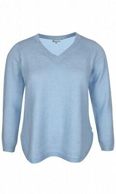 Blød pullover fra Zhenzi