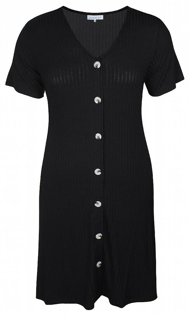 Enkel og flot kjole fra Zhenzi