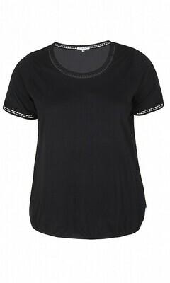 Fin og enkel t-shirt fra Zhenzi