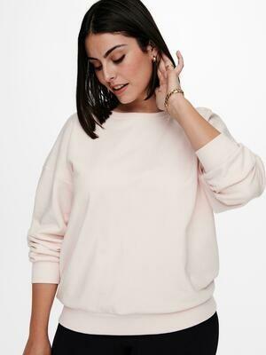 Lækker sweatshirt fra Only Carmakoma