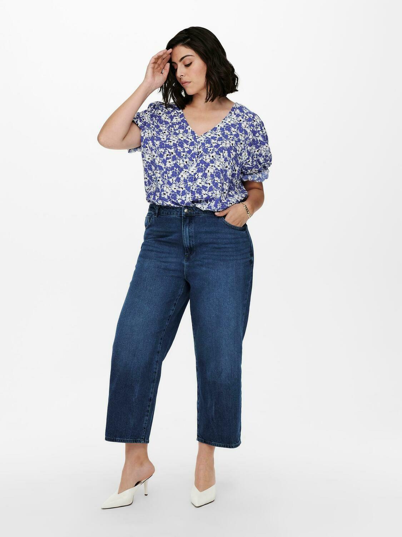 Cool jeans fra Carmakoma!