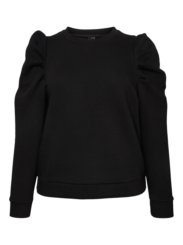 Behagelig sweatshirt fra Vero Moda Curve