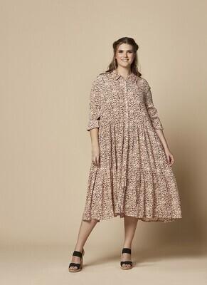 Super fin printet kjole fra Zhenzi