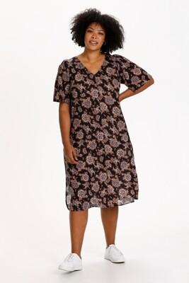 Let kjole fra Kaffe Curve