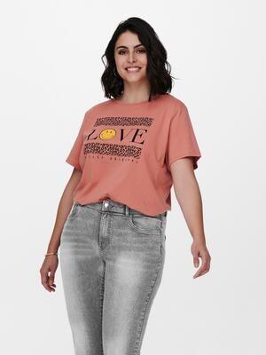 Skøn t-shirt fra Carmakoma