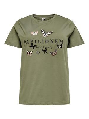Fin t-shirt fra Carmakoma
