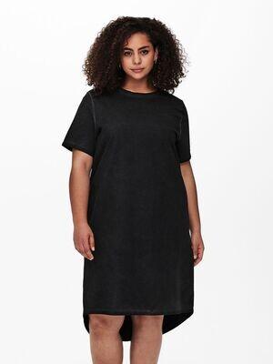 Enkel og rå kjole fra Carmakoma