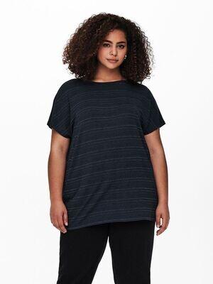 Enkel t-shirt fra Carmakoma