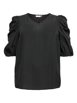 Elegant bluse fra Carmakoma