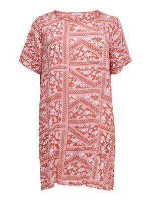 Elegant tunika kjole fra Carmakoma