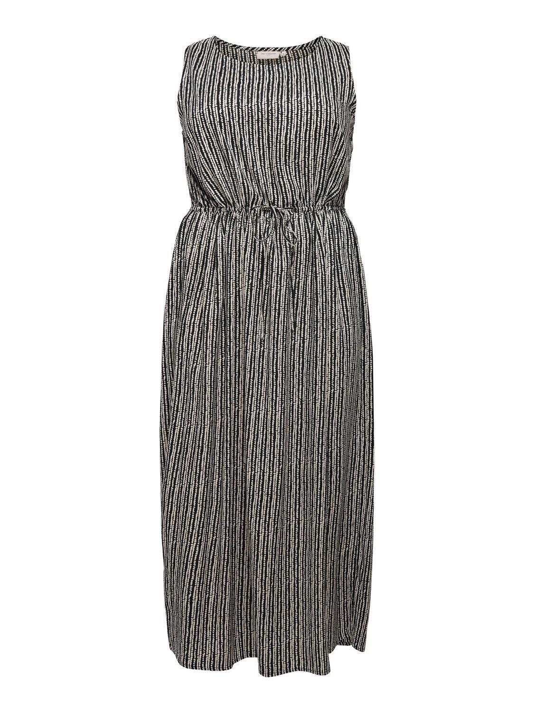 Ærmeløs kjole fra Carmakoma