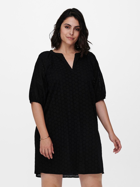 Smuk tunika kjole fra Carmakoma