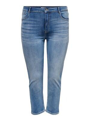 Lækre højtaljet jeans fra Carmakoma
