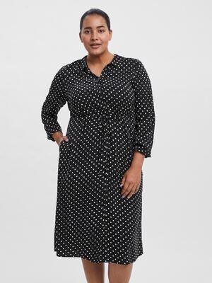 Skøn kjole fra Vero Moda Curve