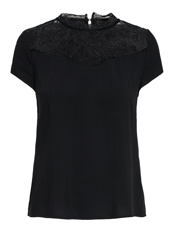 Fin t-shirt med blonde fra Carmakoma